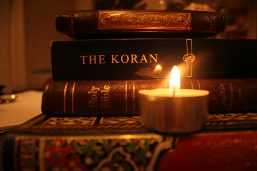 The Quran and the Bible together